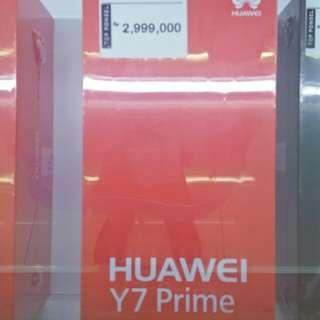 Kredit Cepat Persetuan dalam 3 Menit Huawei y7 Prime