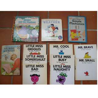 Children Books - 50 cents a book