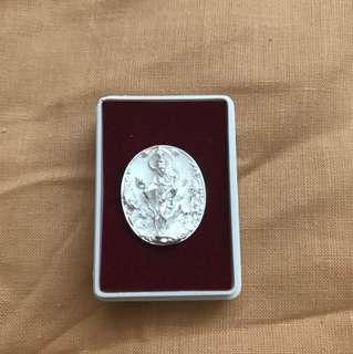 Phra Lersi Nur Phong Thai amulet