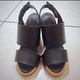 🚚 GoldFish正韓楔型鞋37