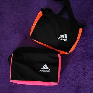 Sling bag Adidas multifungsi