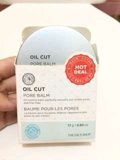 THE FACE SHOP oil cut pore balm primer