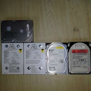 more ide hard drives hdd disk disc