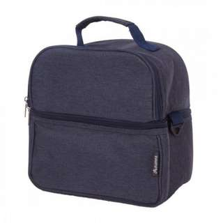 Autumnz - Deluxe Cooler Bag *Oxford* (Midnight Black