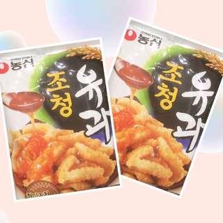 韓國直運 薯條