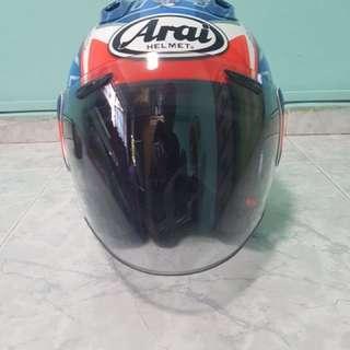 ram 4 nicky hayden design helmet