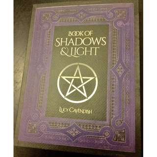 Journal Book of Shadows & Light Lucy Cavendish