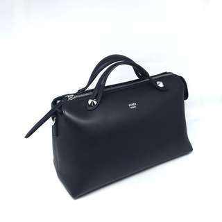 READY FENDI BTW S in Black (3) 28cm x 15cm x 13cm