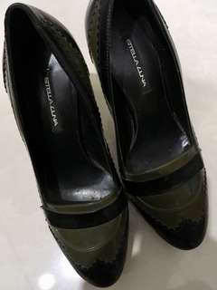 Stella Luna brocade heels 35