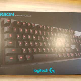 G413 Carbon Mechanical Gaming Keyboard