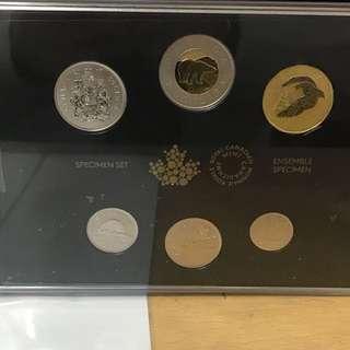 加拿大紀念幣