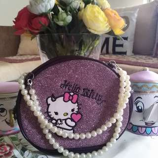 Hello Kitty Handbag PreLoved