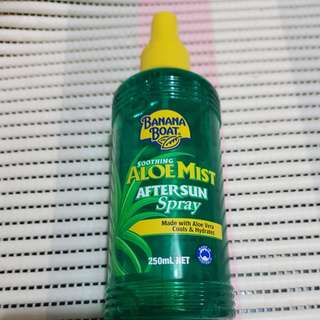 Aloe Mist After sun spray