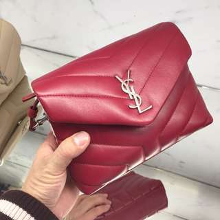YSL TOY LOULOU STRAP BAG 代購