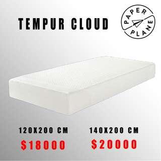 〔45天預訂〕Tempur丹普-雲朵19系列雙人床褥 Cloud 19 Double-bed Mattress