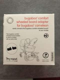 Bugaboo wheeled board (original) adaptor for bugaboo cameleon/ cameleon 3 pram