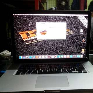 Macbook pro 2011 core i5