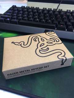 Razer Metal Keycap Set
