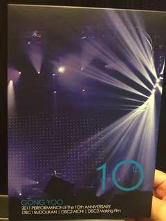 孔劉-2011日本FM DVD