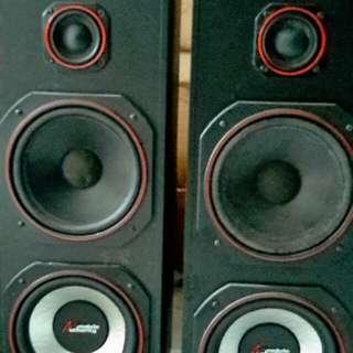 Box speaker n jok sparco