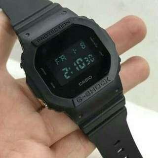 GSHOCK DW5600 matte black