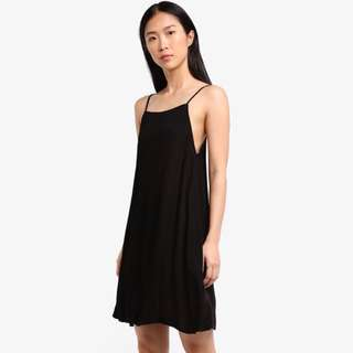 Basic Black Cami Dress