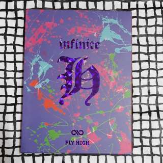 Infinite H Fly High Album