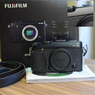 Fujifilm X-E2 body Only - Kredit Dp ringan kartu kredit