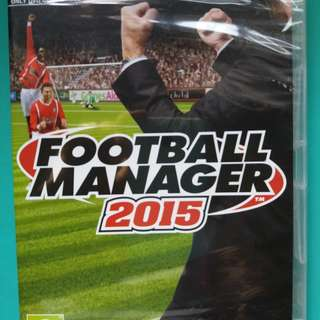 Football Manager 2015 (FM2015) BNIP