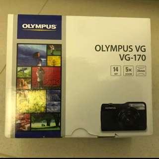 Olympus VG-170 Red