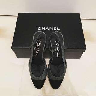 Chanel flats shoes