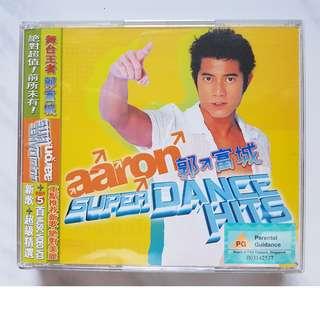 Aaron Kwok 郭富城 Audio Music CD