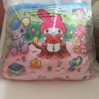Sanrio sweet My Melody 2 sided cushion