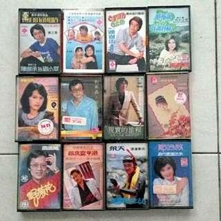 Cassette tape 卡带