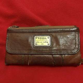 Pre-loved Fossil Wallet