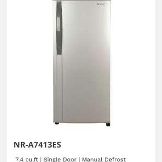 Brand new Panasonic Refrigerator 7.4 Cu.Ft