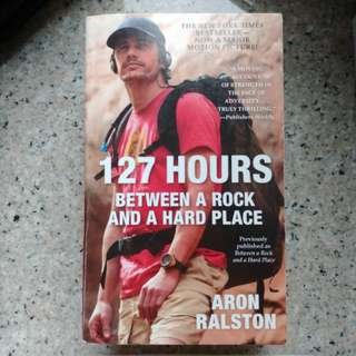 [Book] 127 hours