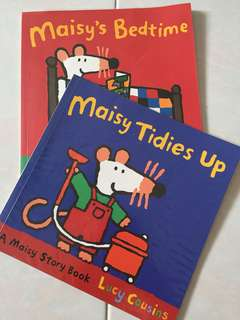 Maisy's bedtime & Maisy tidies up