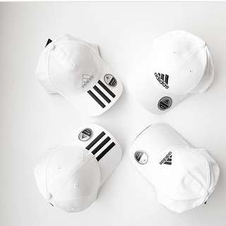 Adidas baseball caps