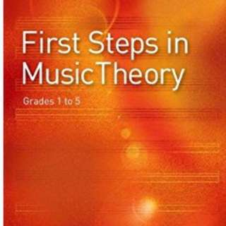 ABRSM First Steps in Music Theory - Grade 1 to 5