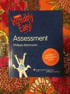 Assessment Made Incredibly Easy Textbook