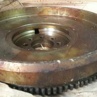 Flywheel Assy for ISUZU WFR53 (4FD1)