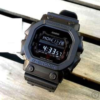 G SHOCK GX56BB 1DR 黑色(連盒)