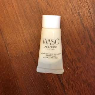 WASO by Shiseido soft-cushy polisher