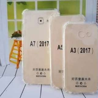 Samsung A5 2017 Anti Crack Bening Softcase Casing Cover Hp