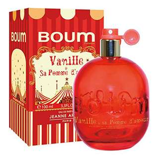 Jeanne Arthes Boum Vanille & Sa Pomme D'amour EDP for Women (100ml)