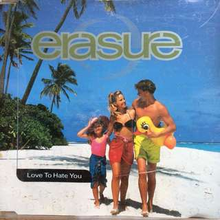 Erasure cd