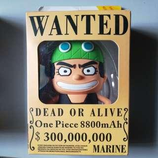 One Piece 8800mah powerbank