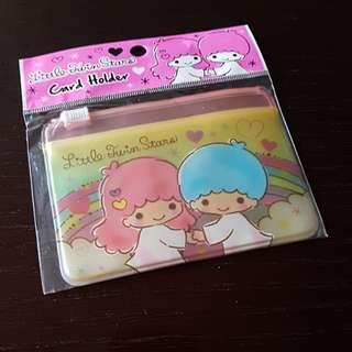 BN free mail sanrio little twin stars card holder ez link