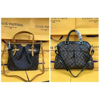 Assorted LV AUNTHENTIC BAGS